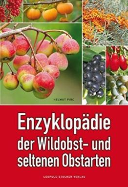 Enzyklopädie der Wildobst- und seltenen Obstarten