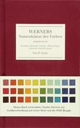 Werners Nomenklatur der Farben: angepasst an Zoologie, Botanik, Chemie, Mineralogie, Anatomie und die Kunst