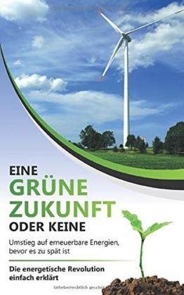Eine grüne Zukunft oder keine - Umstieg auf erneuerbare Energien, bevor es zu spät ist: Die energetische Revolution einfach erklärt - 1
