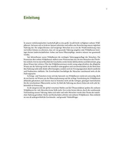 Enzyklopädie essbare Wildpflanzen. 2000 Pflanzen Mitteleuropas. Bestimmung, Sammeltipps, Inhaltsstoffe, Heilwirkung, Verwendung in der Küche - 4