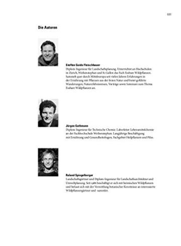 Enzyklopädie essbare Wildpflanzen. 2000 Pflanzen Mitteleuropas. Bestimmung, Sammeltipps, Inhaltsstoffe, Heilwirkung, Verwendung in der Küche - 6