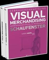 Gebrauchsanweisung Visual Merchandising Band 1 Schaufenster und Band 2 Verkaufsfläche im Set - 1