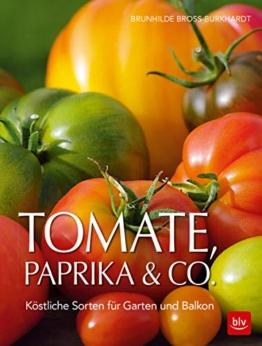 Tomate, Paprika & Co: Köstliche Sorten für Garten und Balkon - 1