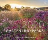 Gärten und Parks 2020 - Gartenkalender - Landschaftskalender (58 x 48) - Naturkalender - Wandkalender - Bildkalender: by Marianne Majerus - 1
