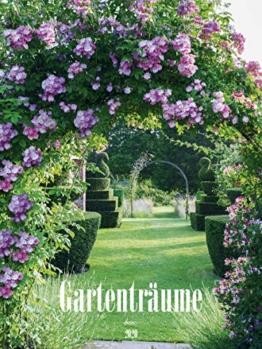 Gartenträume 2020 - Gartenkalender (42 x 56) - Gärten und Parks - Landschaftskalender - Natur - Wandkalender - 1