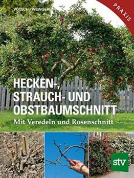 Hecken-, Strauch- und Obstbaumschnitt: Mit Veredeln und Rosenschnitt - Praxisbuch - 1