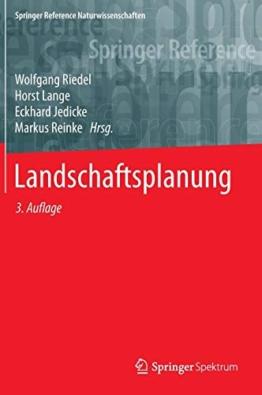 Landschaftsplanung (Springer Reference Naturwissenschaften) - 1