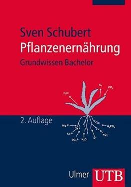Pflanzenernährung (Grundwissen Bachelor, Band 2802) - 1