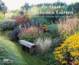 Zu Gast in schönen Gärten 2020 – DUMONT Garten-Kalender – Querformat 52 x 42,5 cm – Spiralbindung - 1