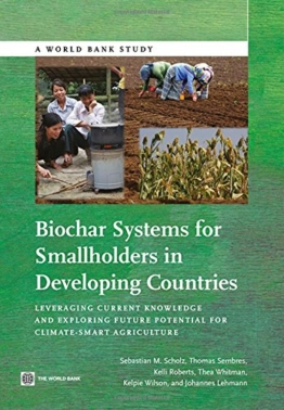 Scholz, S:  Biochar Systems for Smallholders in Developing Countries (World Bank Studies)