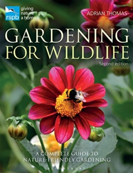RSPB Gardening for Wildlife: New edition
