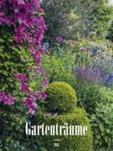 Gartenträume 2021 - Bild-Kalender 42x56 cm - Gärten und Parks - Landschaftskalender - Wand-Kalender - Alpha Edition - 1