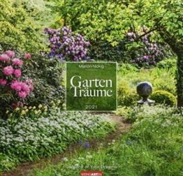 Gartenträume Kalender 2021 - 1
