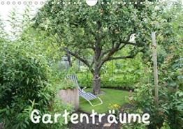 Gartenträume (Wandkalender 2021 DIN A4 quer) - 1