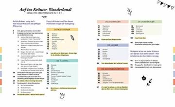 Deine fabelhaften Kräuter: Wie du mit deinem Kräuterbeet ein Kunststück vollbringst: anbauen, mixen, ernten